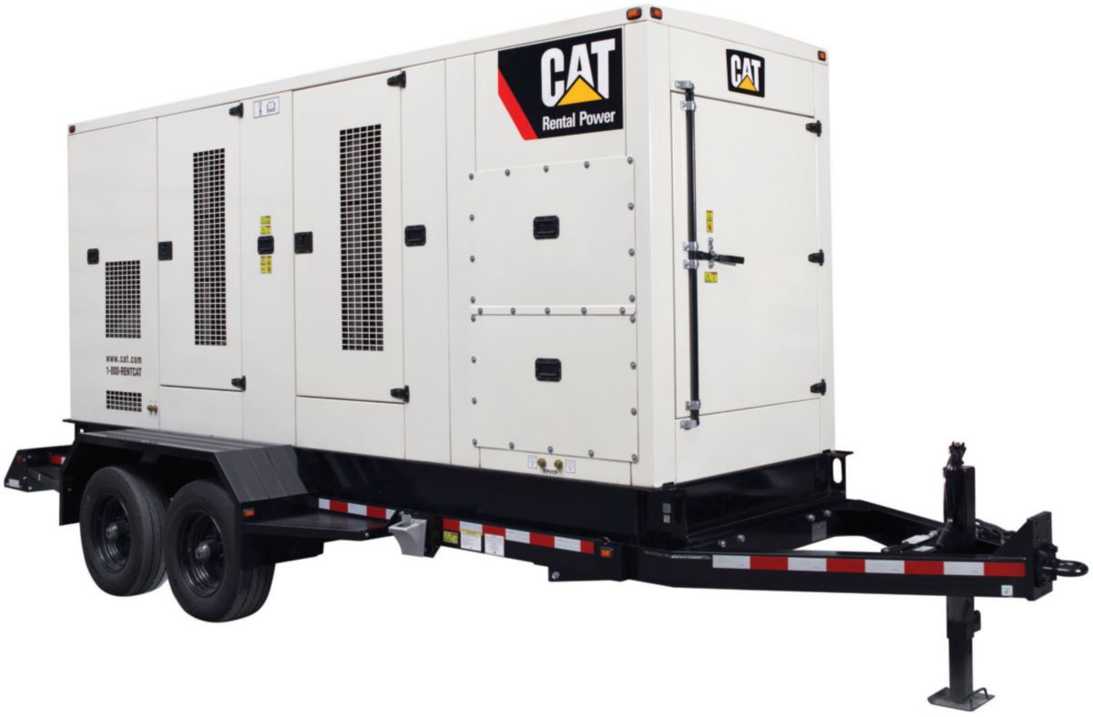 Cat® Mobile Generator Sets