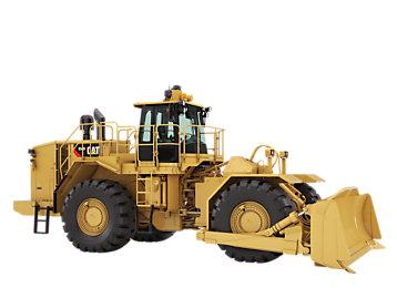Tracteurs sur pneus de taille moyenne