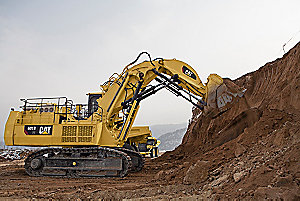 TriPower System (Front Shovel Machines)