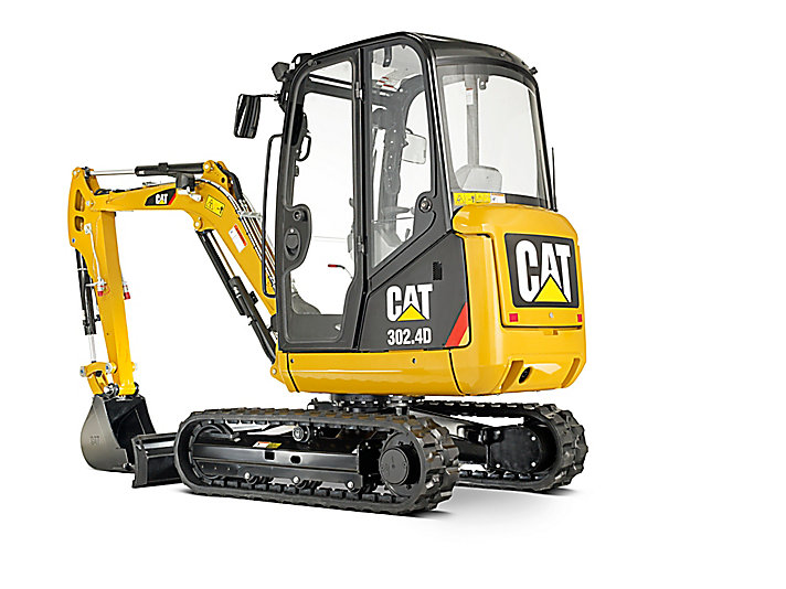 Mini Hydraulic Excavator 302.4D