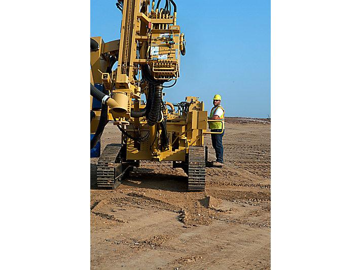 MD5090 Track Drills