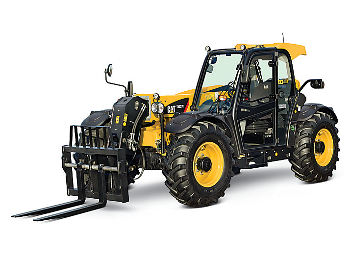 TH337C Telehandler