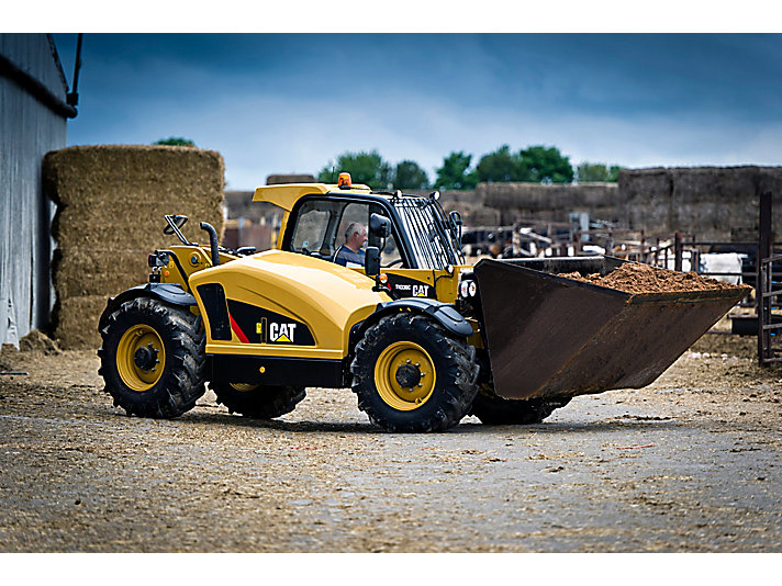 TH406C Telehandler