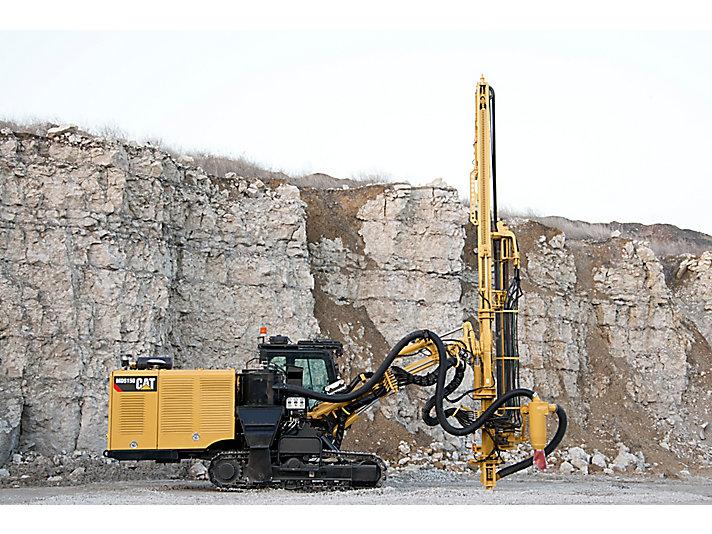 MD5150 Track Drills