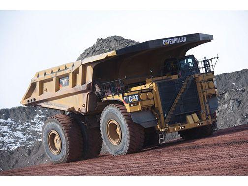 797F (Tier 4) - Mining Trucks