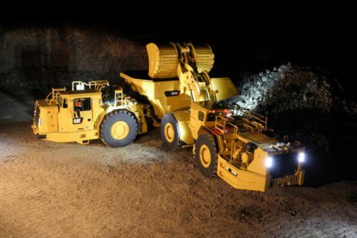 AD60 - Underground Mining Trucks