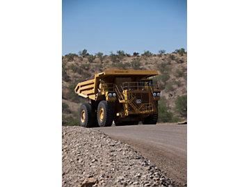 MT4400D AC Mining Truck