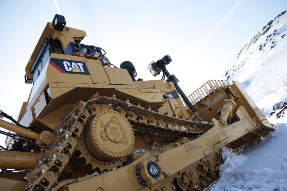 Cat D9R Large Dozer for Sale