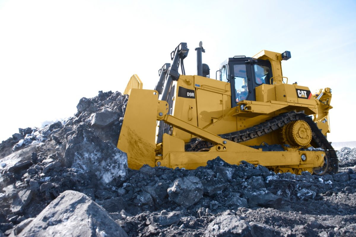 Cat D9R Large Dozer
