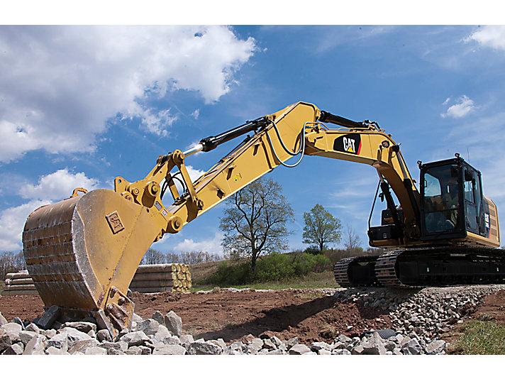 Excavadora Hidráulica Pequeña 318E