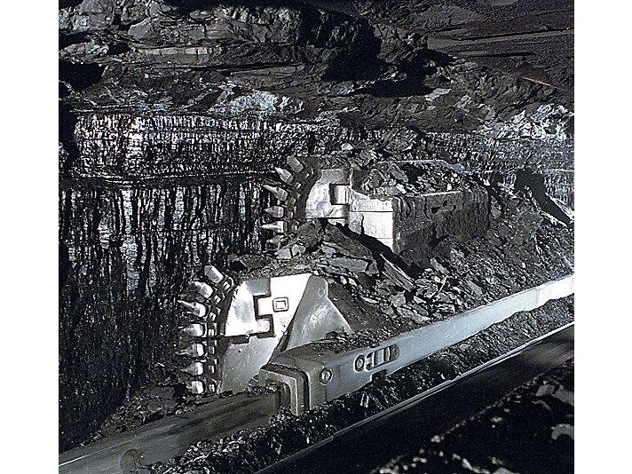 GH1600 刨煤机