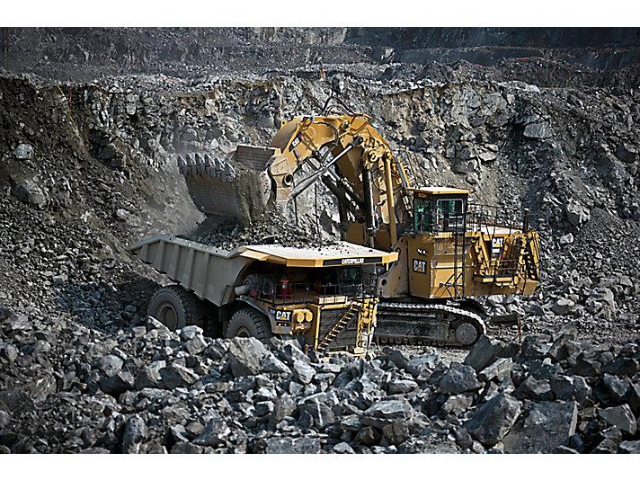 Palas Hidráulicas para Minería 6060/6060 FS
