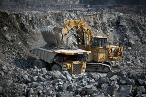 6060/6060 FS - Hydraulic Mining Shovels