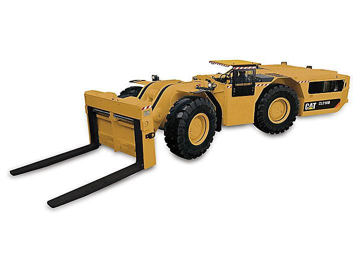 Carregadeiras de Mineração CL210B