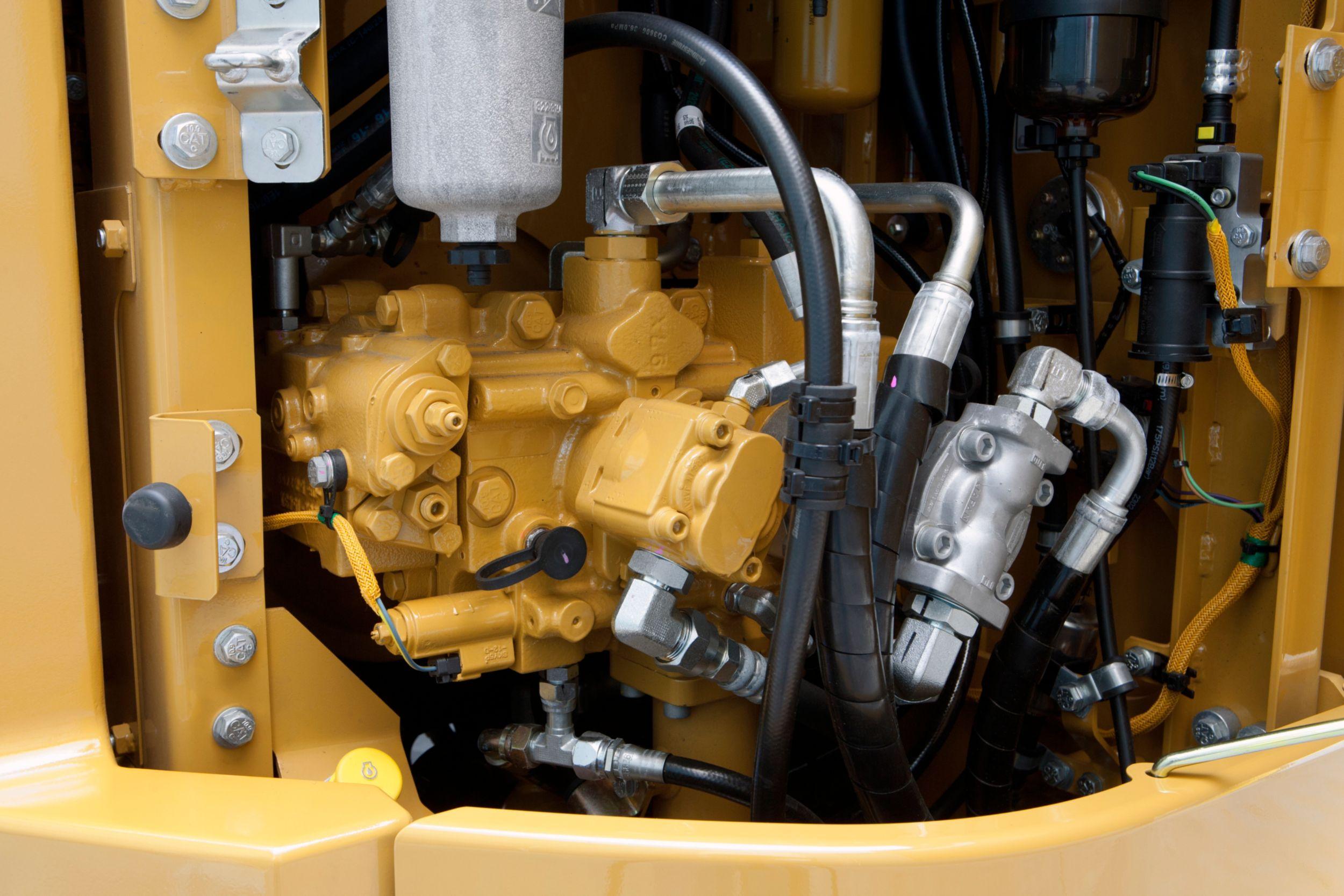 Oil Pump  Cat For Sale