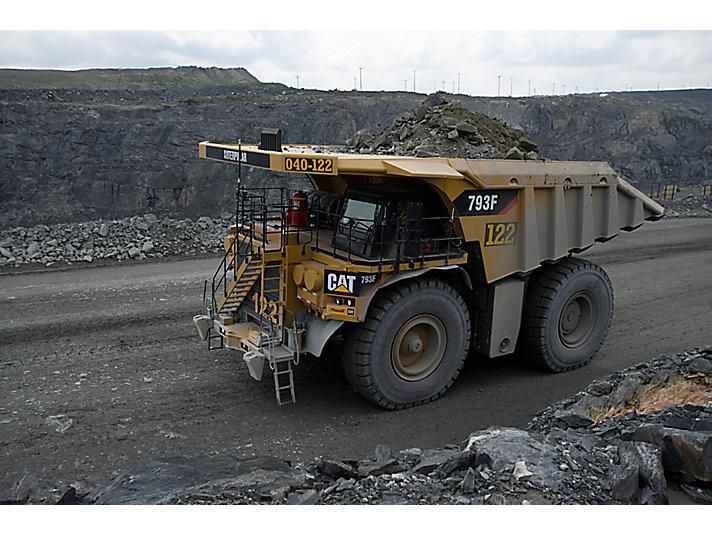 793F 矿用卡车