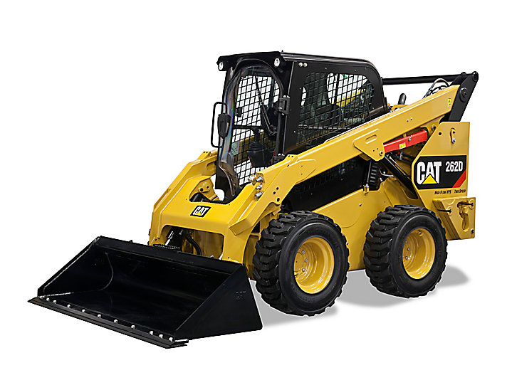Cat 262d Skid Steer Loader Caterpillar