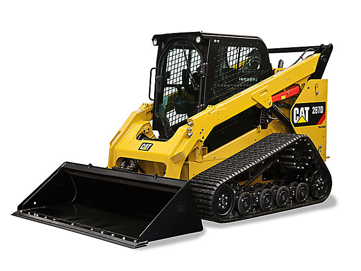 Multi Terrain Loader 287D