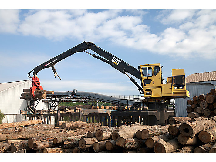 569 SM/EHC Stationary Mount Knuckleboom Loaders