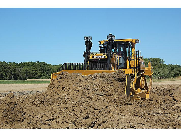Tractor Topador D9T