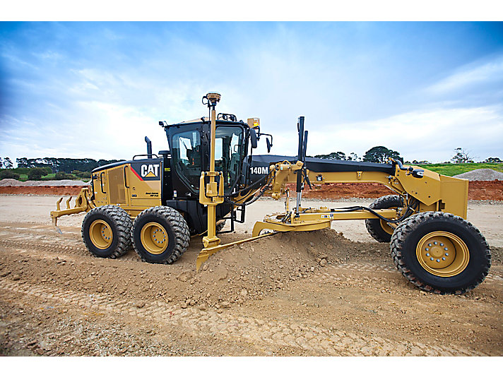 cat 140m motor grader caterpillar