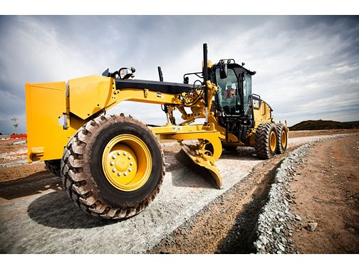 160M AWD - M Series Motor Graders