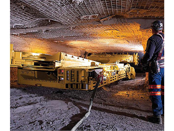 CM235 Continuous Miner