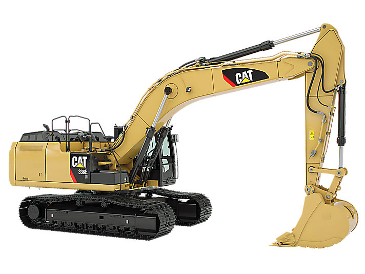 Excavadoras Hidráulicas Grandes 336E H