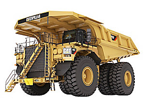 Cat 797F - East Tennessee's Cat Dealer