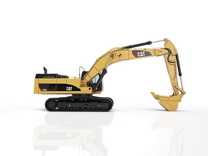 349D Large Excavator