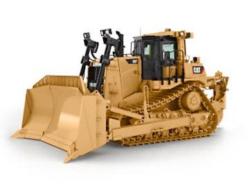 Tractores de Cadenas Grandes D9T