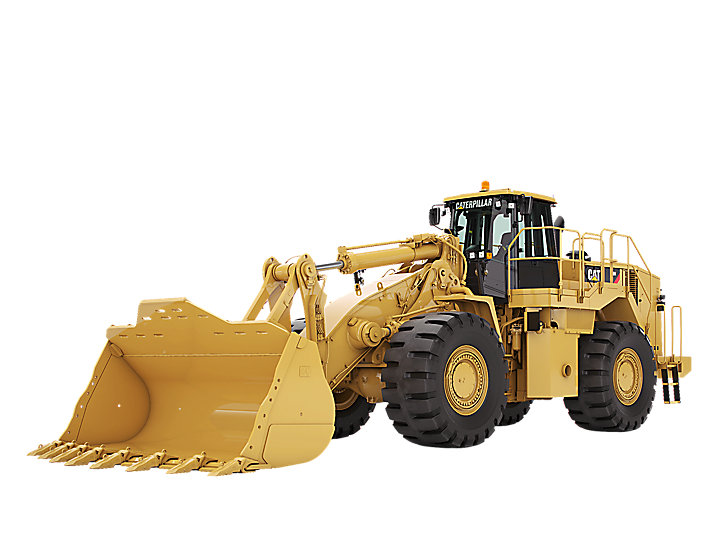 988H Large Wheel Loader