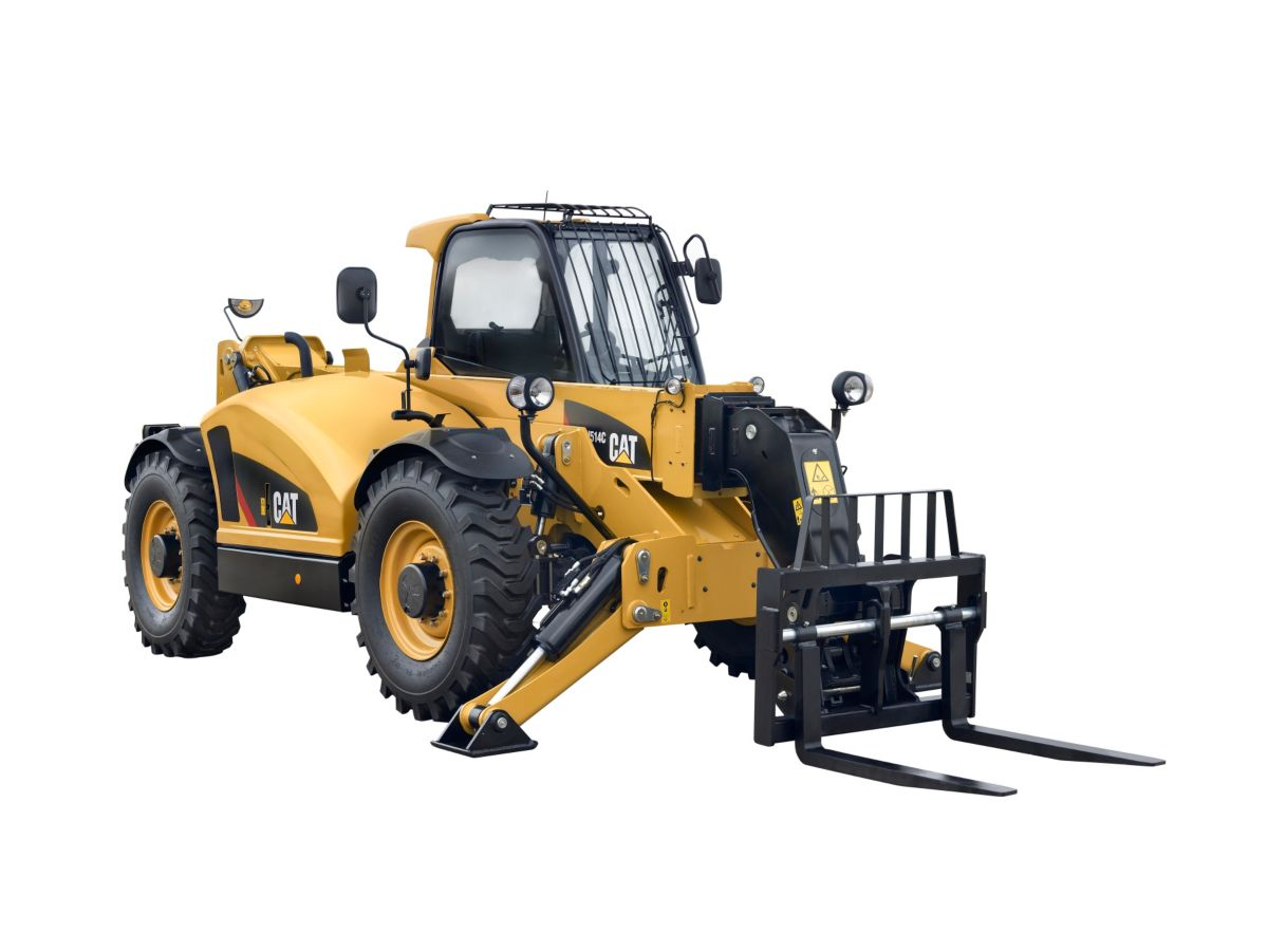 TH514C Telehandler