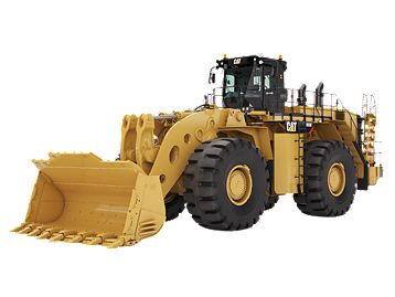 993K - Large Wheel Loaders