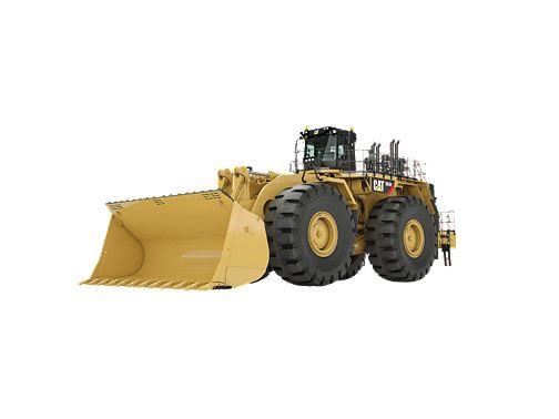 994H - Large Wheel Loaders