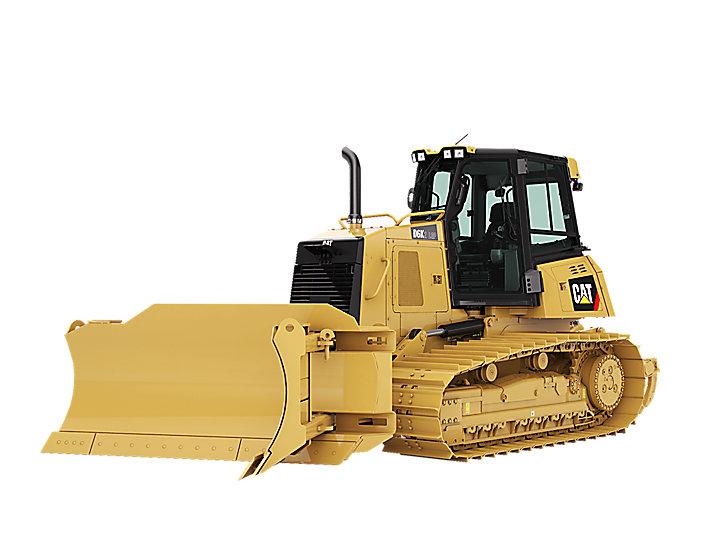 Tracteur à chaînes intermédiaire D6K2