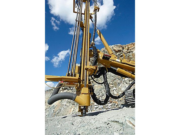 Perforadoras de cadenas MD5125