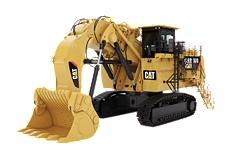 Hydraulic Mining Shovel