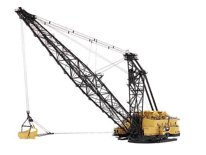 Escavatore dragline 8200