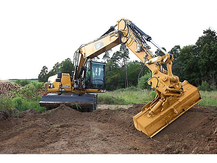 Excavadoras de ruedas M315D