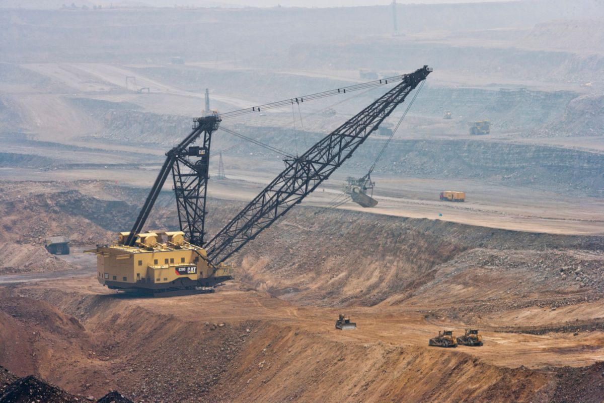 Crawler Draglines for sale | Used Equipment Guide