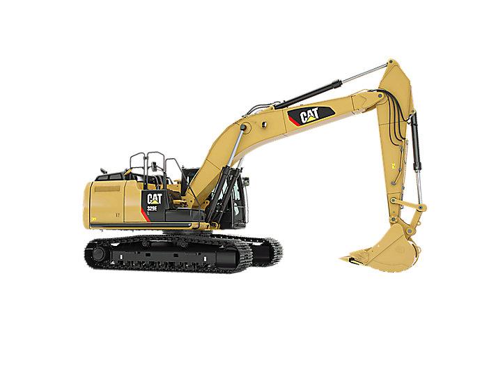 329E L Medium Excavator
