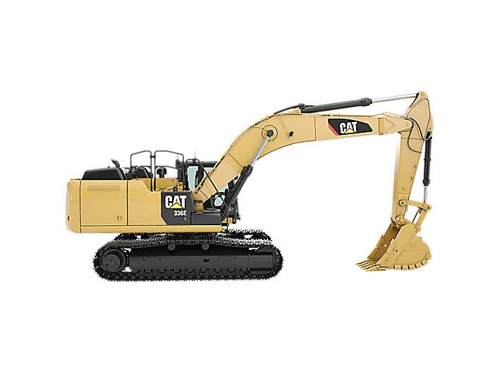 336E L Large Excavator