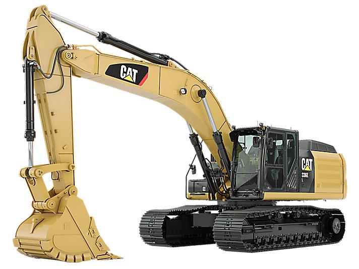 Excavadora Hidráulica Grande 336E