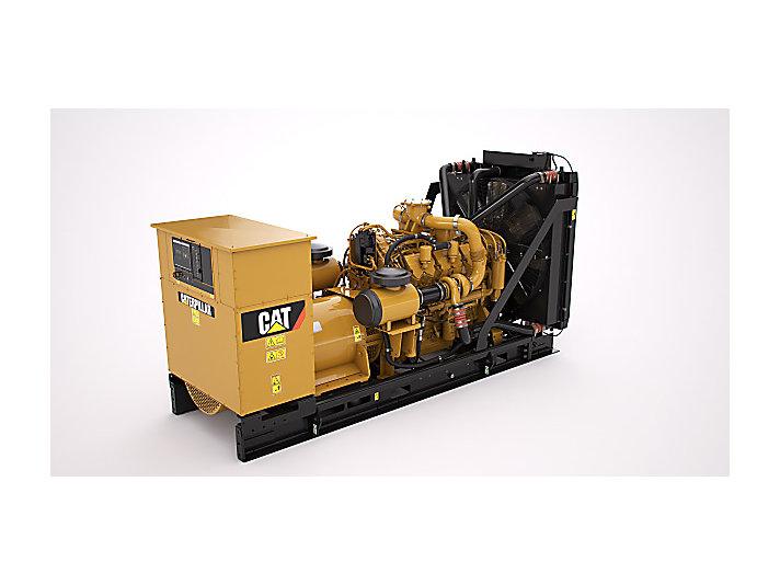 Grupos Geradores Diesel C27
