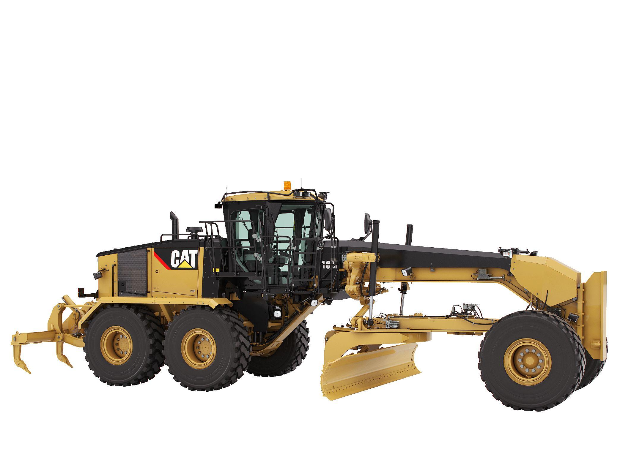 Cat 14m Motor Grader 13972381 Non Current For Sale