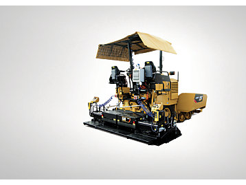 The AP300D paver