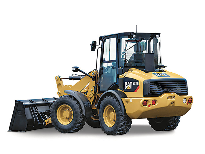 907H2 - 2012, EU Stage IIIA, EAME, APD Compact Wheel Loaders