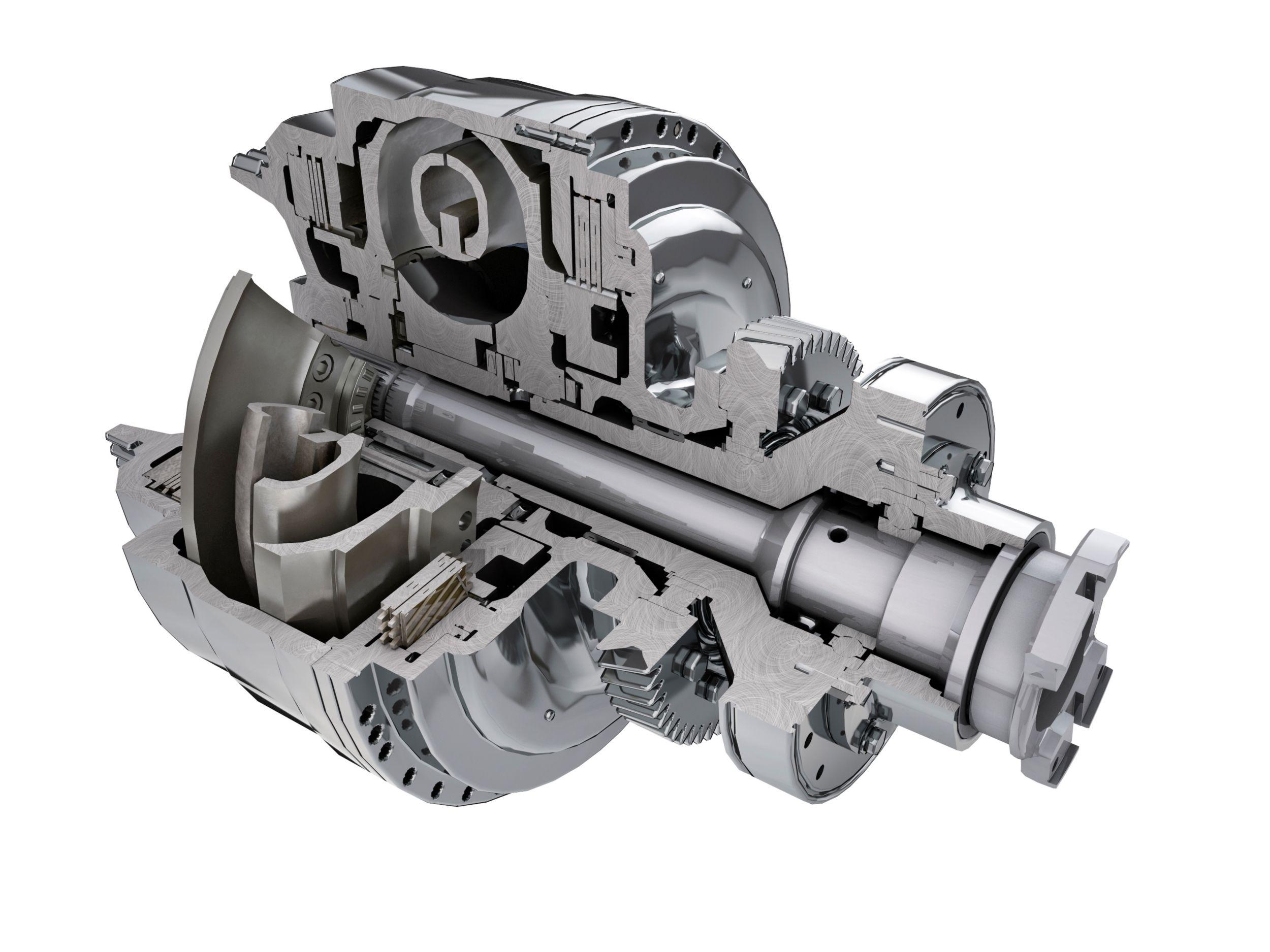 Impeller Clutch Torque Converter (ICTC)