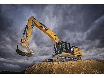 336E H Hybrid Hydraulic Excavator